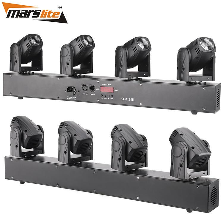 Strip Four Head LED Beam Moving Head Bar Light MS-MPS4