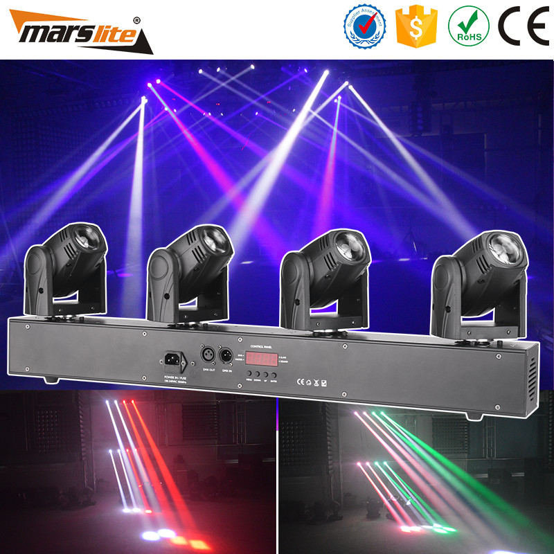 professional 4in1 4x18w led moving head light popular Marslite