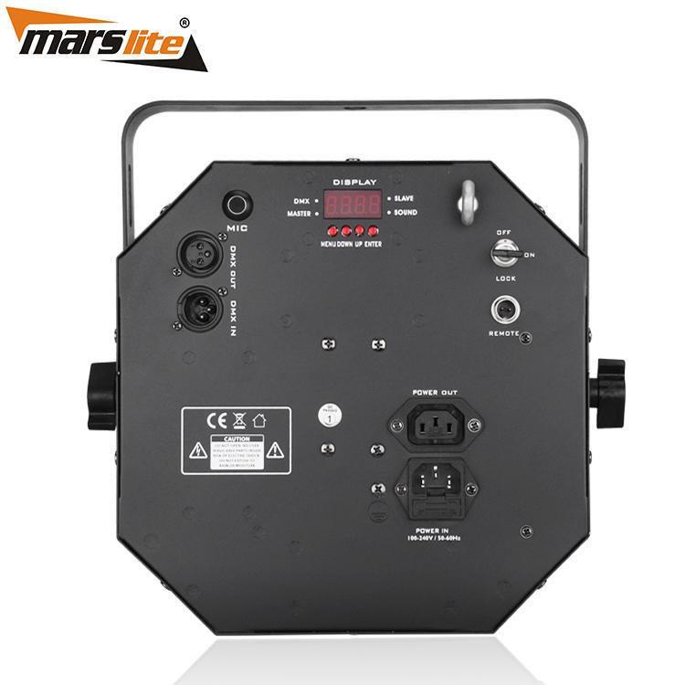 Laser+Strobe+LED Effect DJ Light  Marslite MS-ML08