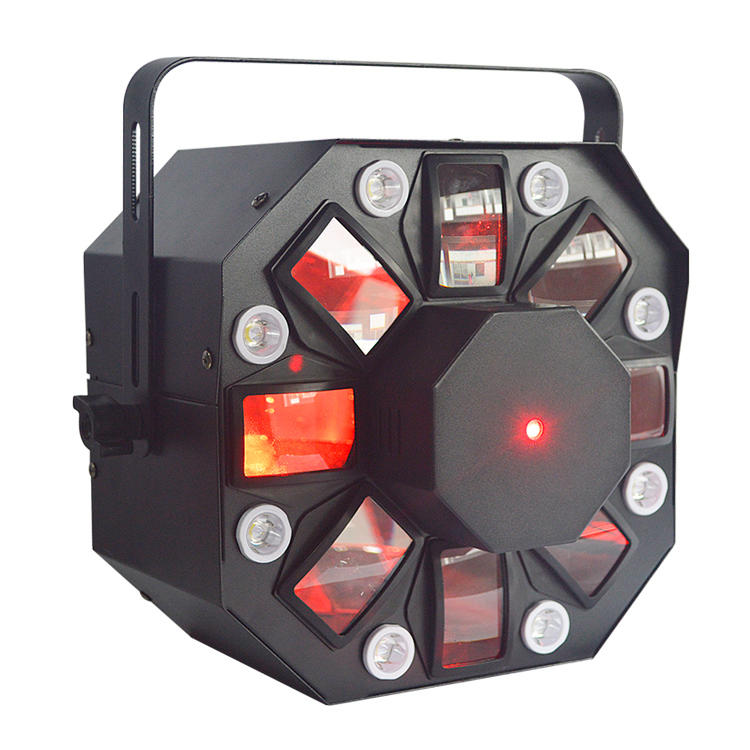 Laser+Strobe+LED Effect DJ Light  Marslite MS-ML08