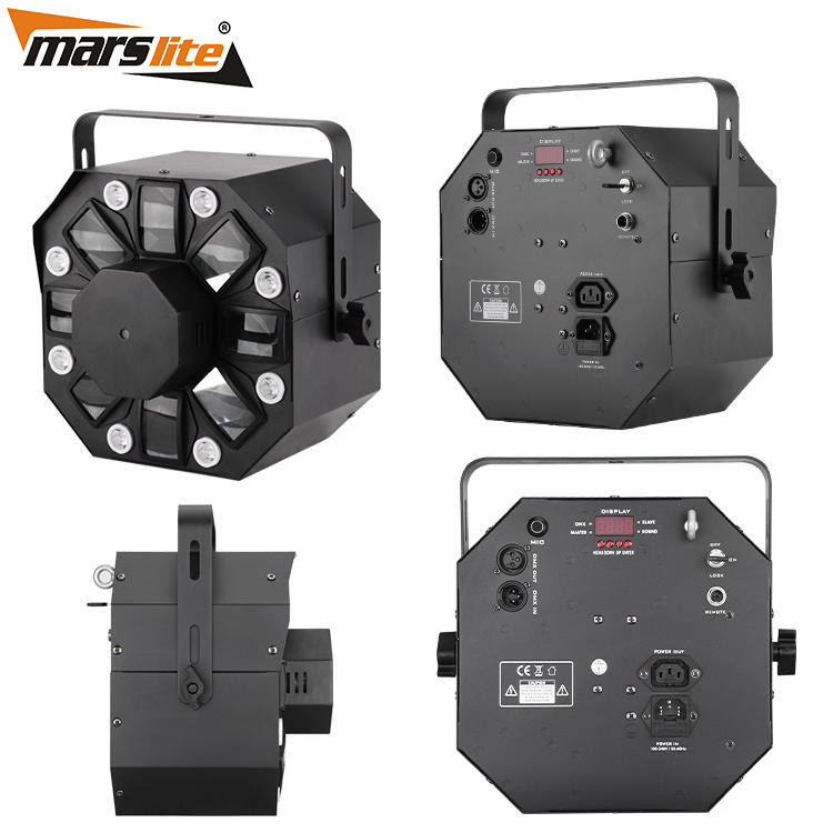 power logo strobe Marslite Brand led effect light supplier