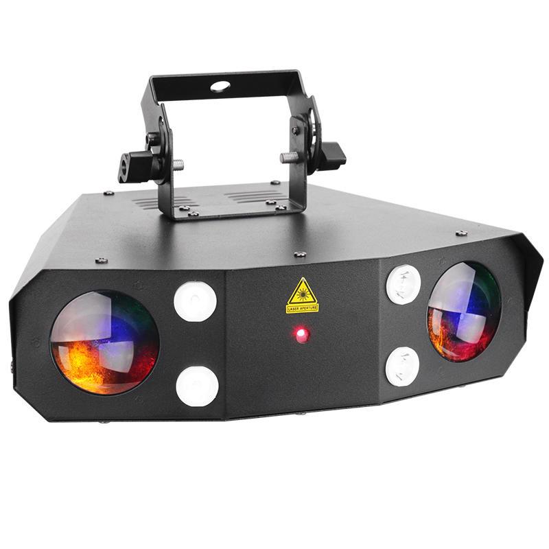LED DJ Light Marslite Laser And Strobe Led Effect MS-ML04