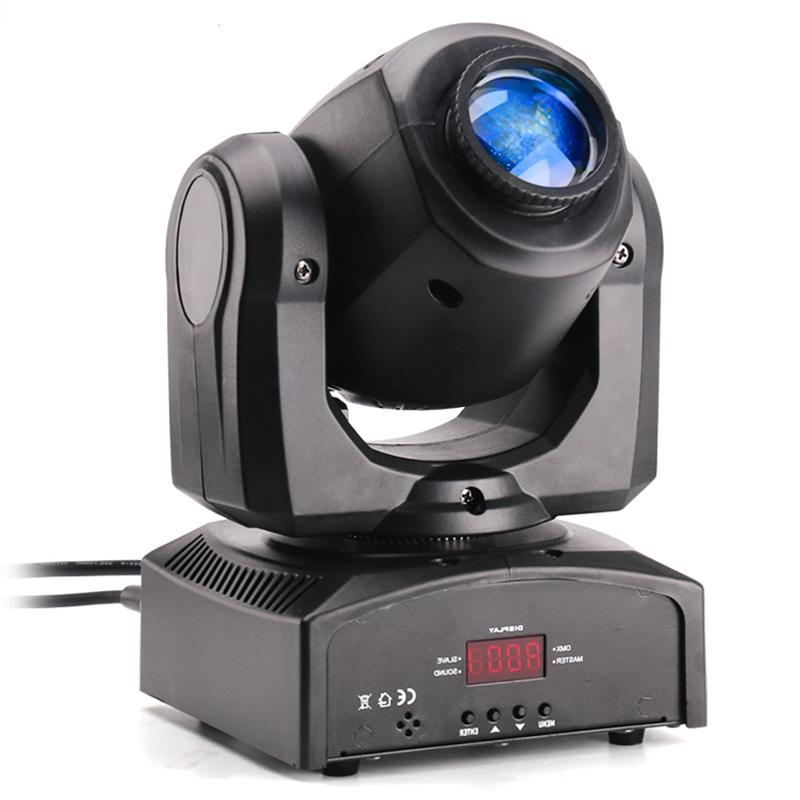 Marslite LED Pocket Spot Moving Head Light  MS-MG10 LED Moving Head Series image19