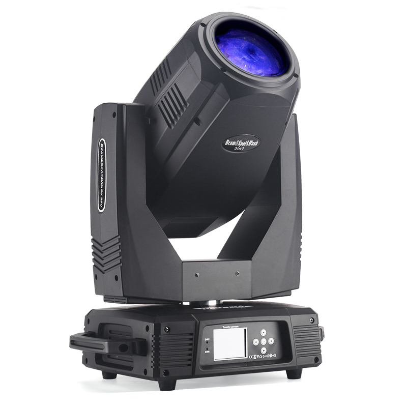 Marslite 17R 350W LED Moving Head Light 3IN1 Beam Spot MS-350 Sharpy Beam Light image2
