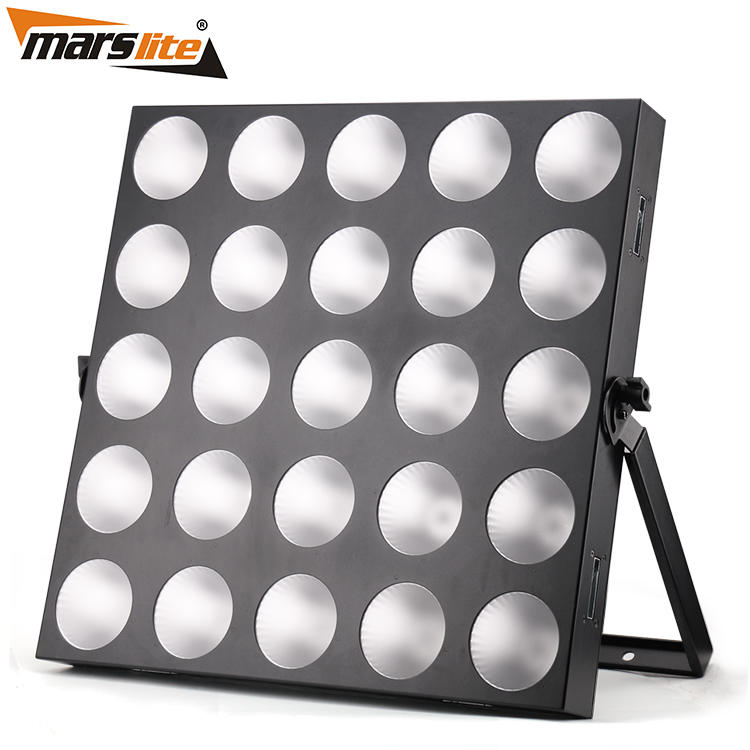 3W Warm White Led Matrix Blinder Stage Light MS-MTX25WW-3W
