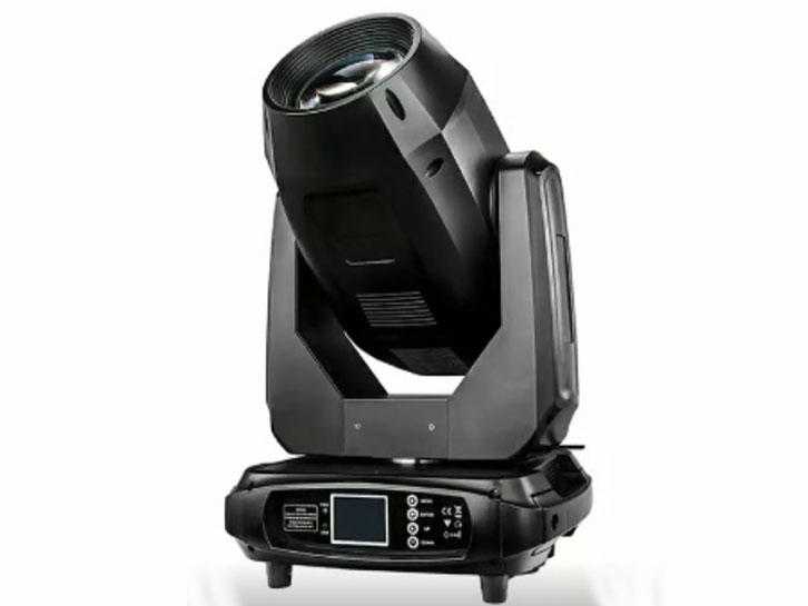 MS-B350:350w beam+spot+wash moving head light