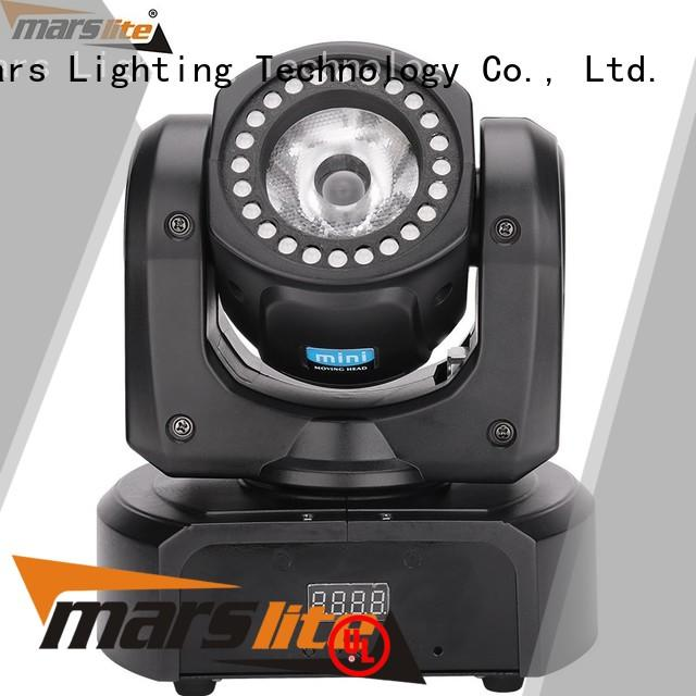 Marslite Brand full party cheap dj lights led supplier