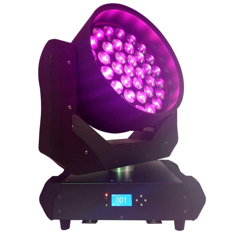 Marslite rgbwauv moving spotlight for bar-2