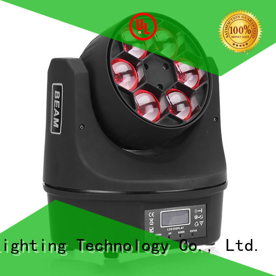 Quality Marslite Brand four 10w led moving head light