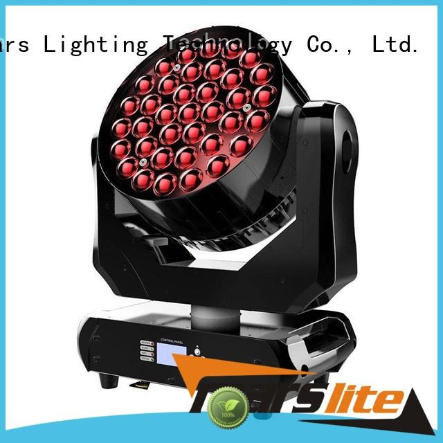 moving head dj lights rgbwauv led moving head light Marslite Brand