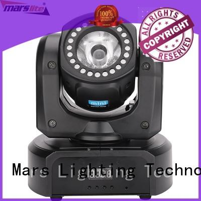 Marslite Win-Win led stage spotlights to meet your needs fro night bar