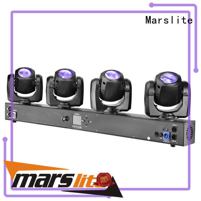 Marslite dj moving stage lights for disco