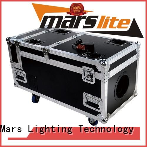 Marslite multi-color led smoke machine manufacturer for dj