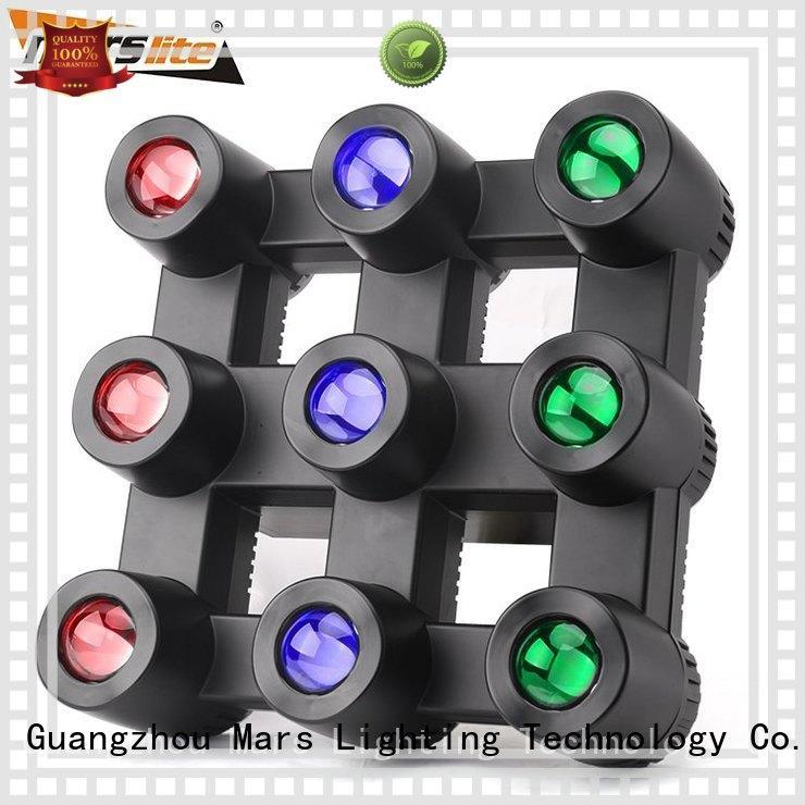 cheap dj lights new Bulk Buy matrix blinder Marslite