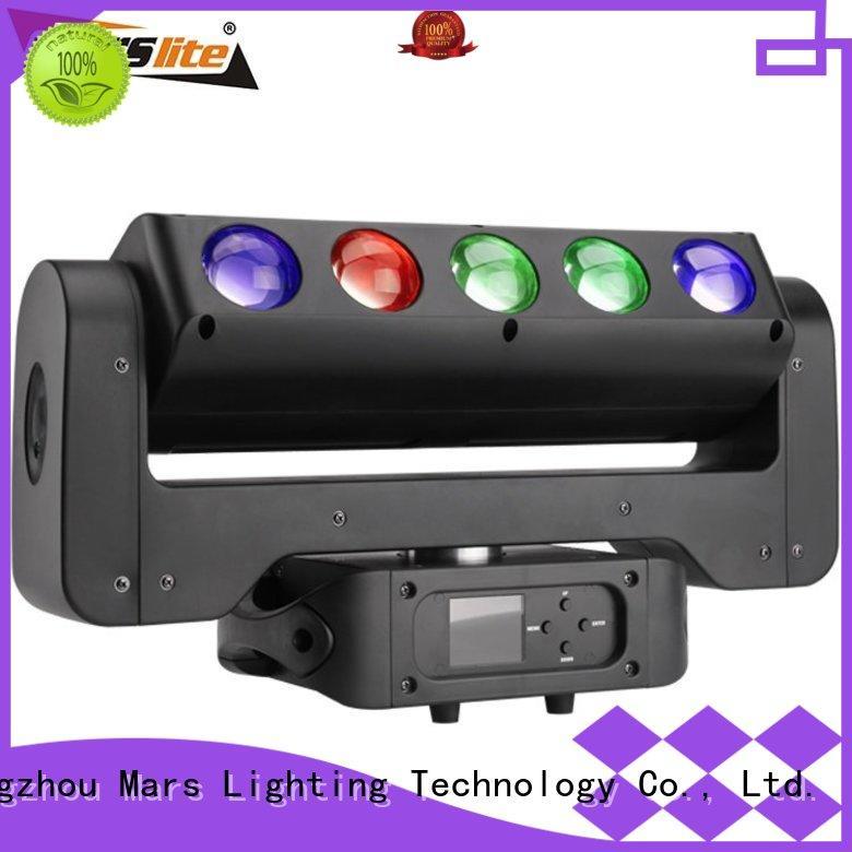 Marslite Multi-effect laser stage lighting easy to carry for KTV
