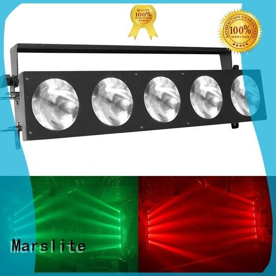 Marslite stage matrix panel for entertainment places
