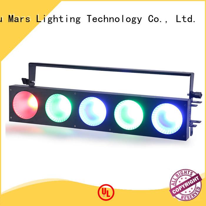 Hot led color changing lights disco Marslite Brand