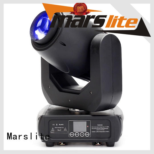 Marslite smooth moving light price wholesale for club