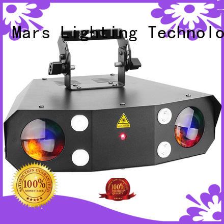 led scanner color for DJ moving show Marslite