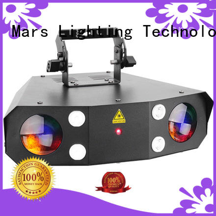 led scanner color for DJ moving show Marslite