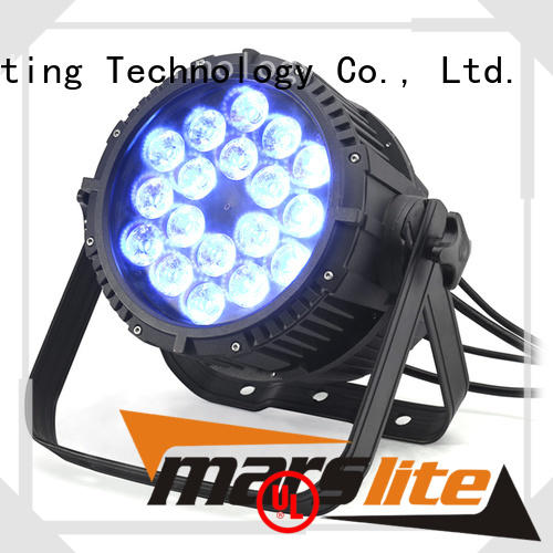 Marslite 4in1 led wash lights supplier for party