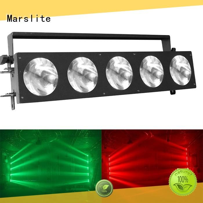 Marslite rgbw rgb led lights manufacturer for disco