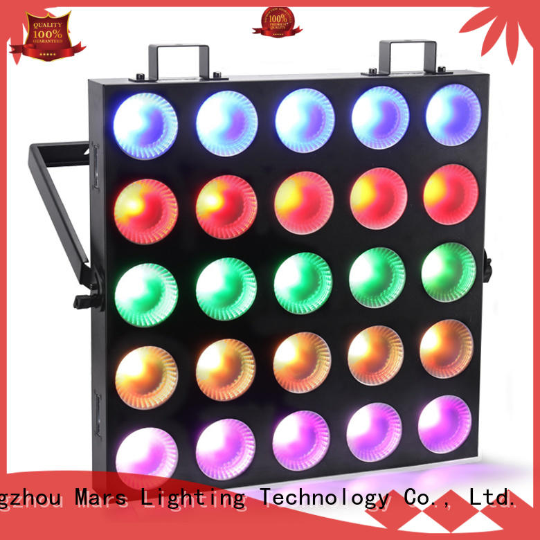 Marslite Brand warm matrix led 3w factory