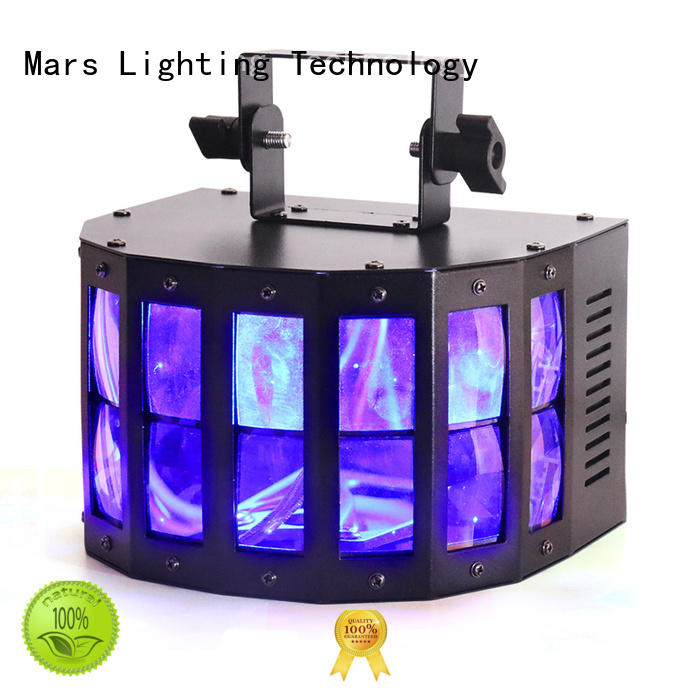 Marslite flexibility led light projector customizedeffects for disco