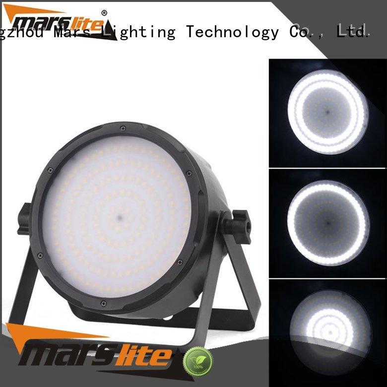 Marslite Brand rgbuv party cheap dj lights