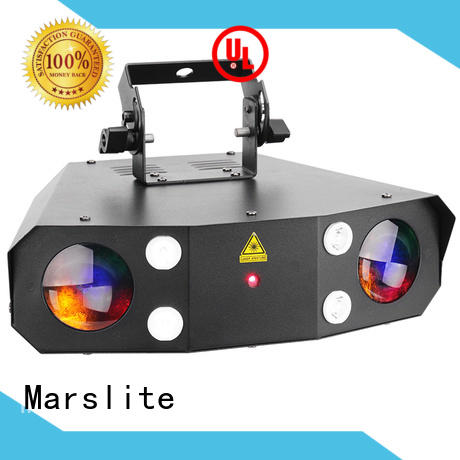 Marslite rgbwauv stage light effect customizedeffects for party