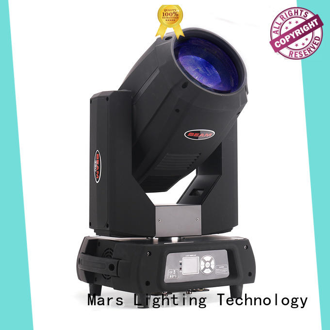 Marslite effect sharpy moving head series for band