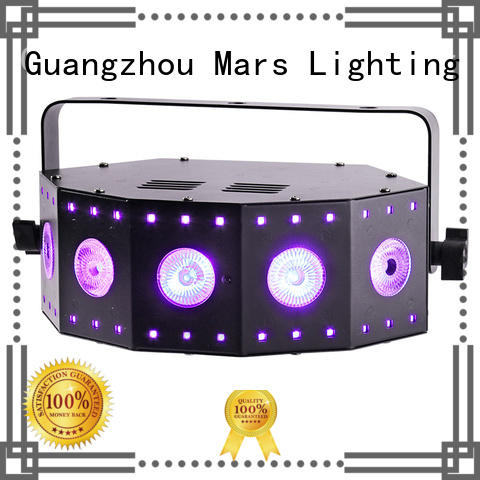 Marslite mini professional stage lighting easy to carry for KTV
