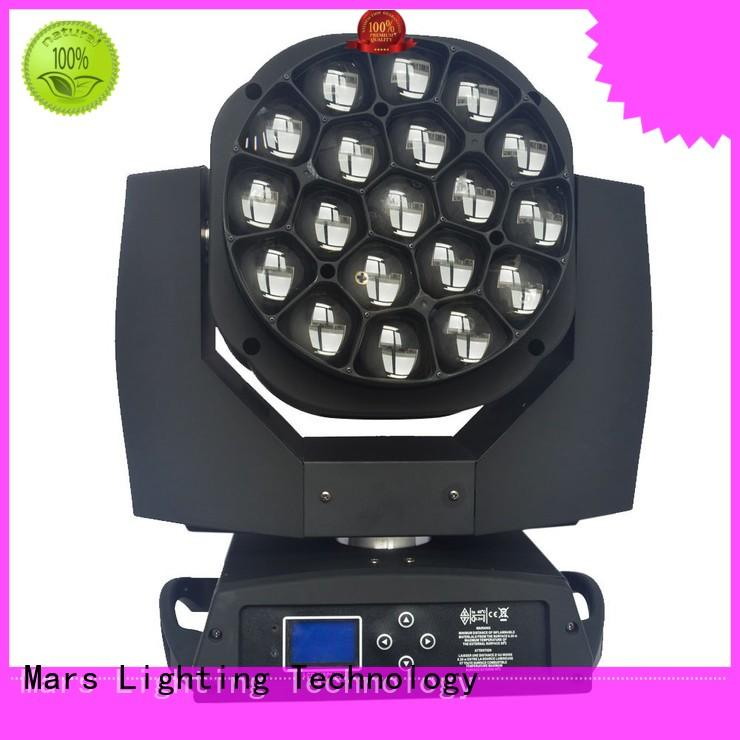 Marslite adjustable moving head spot customized for disco