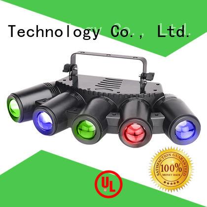 system top selling rgbuv theatre lighting Marslite Brand