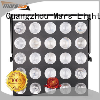 rgb 5pcs hot selling Marslite Brand led color changing lights factory