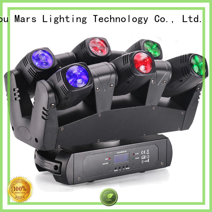 Marslite bee moving head led stage lights for party