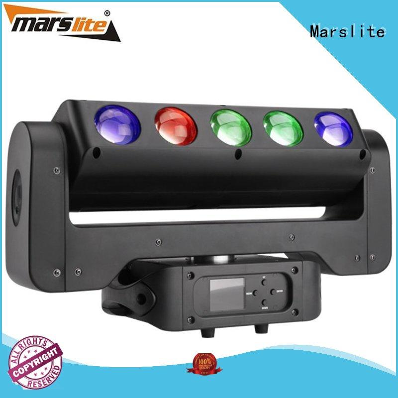 Marslite pocket stage lighting equipment manufacturer for entertainment places