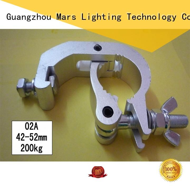top selling clamps trendy plug stage lighting accessories Marslite