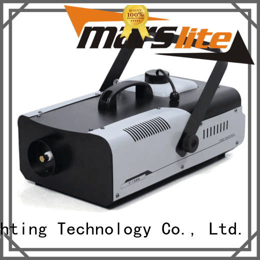 Marslite Brand hot sale led smoke custom automotive smoke machine