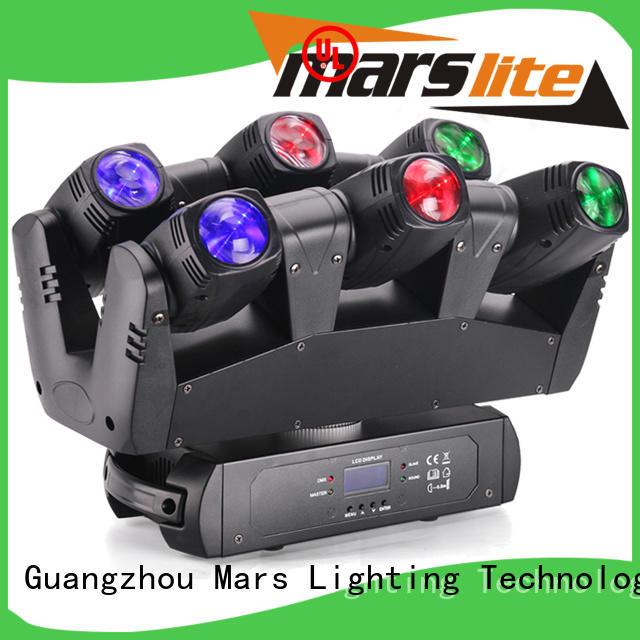 shooter bee led moving head light marlite moving Marslite company