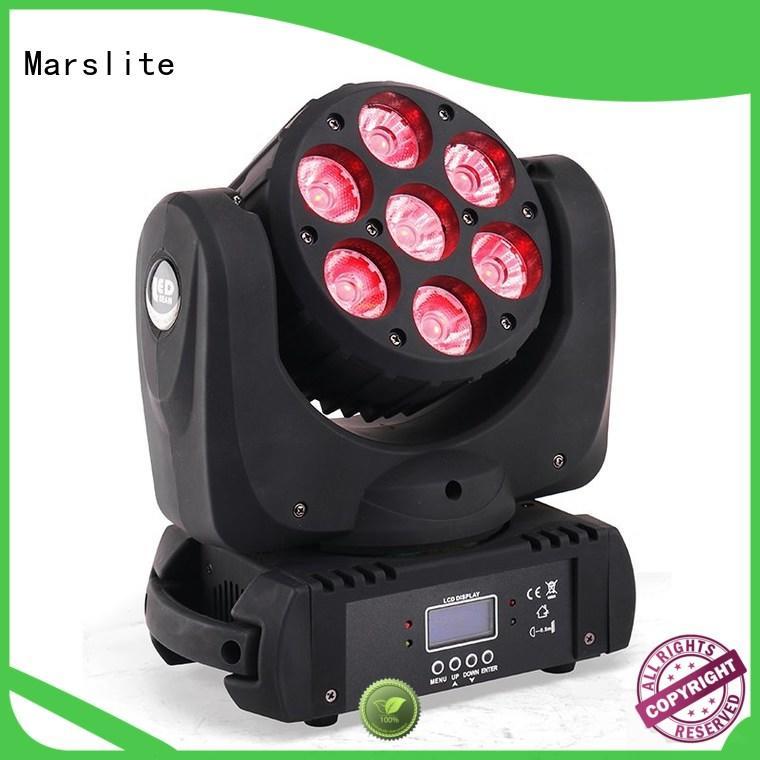 Marslite spot moving light led customized for bar