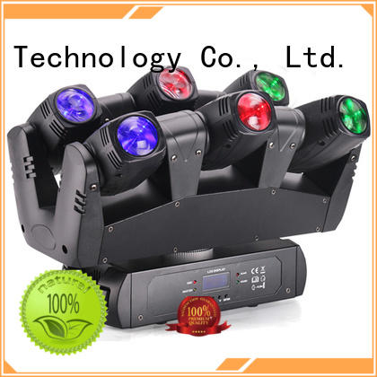triangle mini moving head dj lights Marslite manufacture