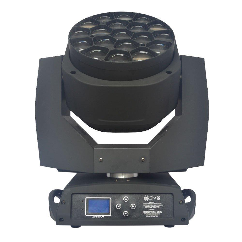 LED Super Bee Eye Moving Head With Zoom Function MS-BY1915-2