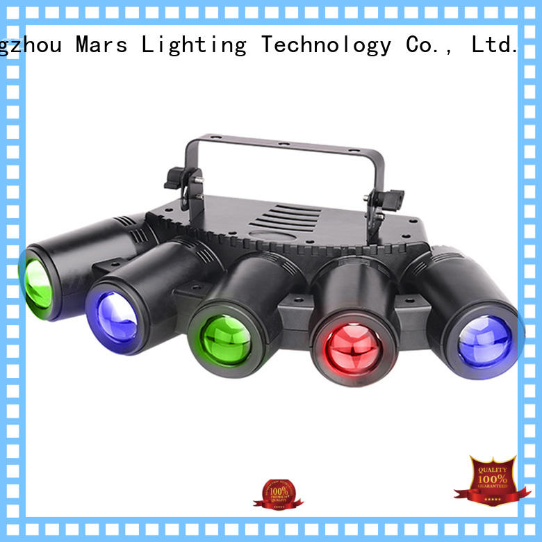 Marslite Win-Win floor stage lights manufacturer for disco