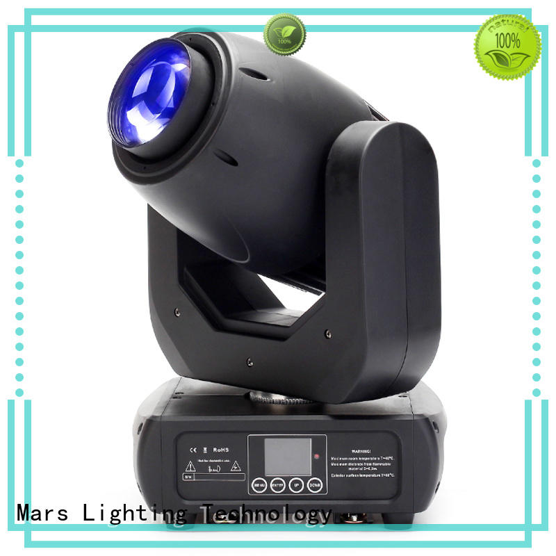 Marslite adjustable moving light led customized for DJ moving show