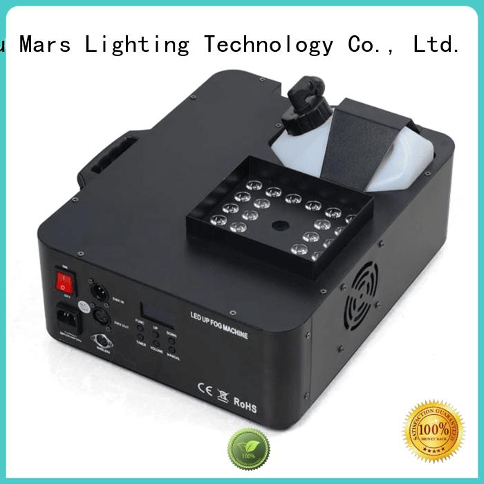 automotive smoke machine water fog Marslite Brand company