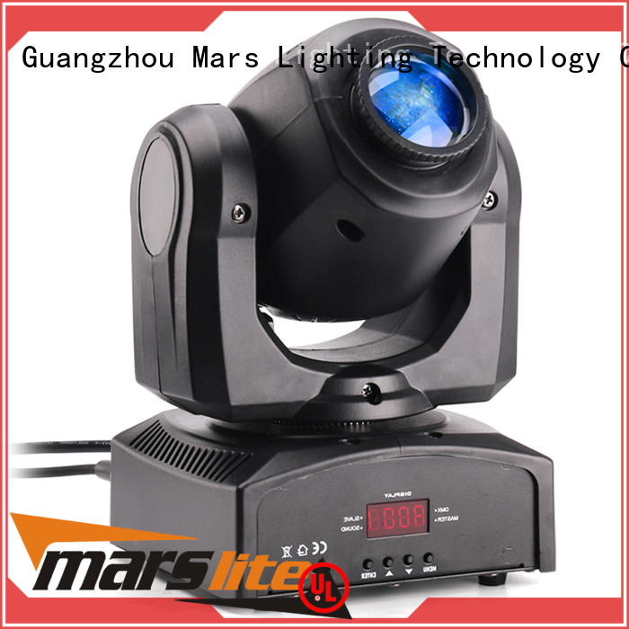 Marslite Brand 12w led moving head light top selling factory