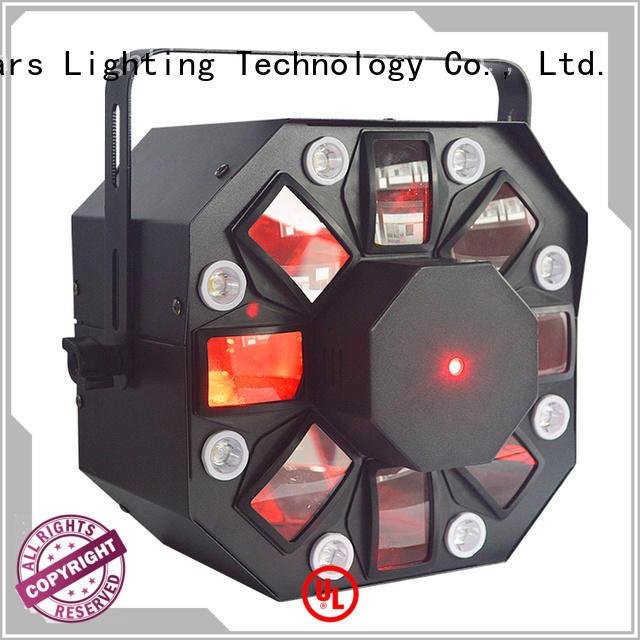 5x18w Custom laserstrobeled strobe led effect light Marslite projector