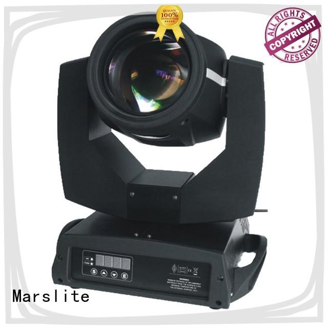Marslite multi-color sharpy beam with different visual effects for night club