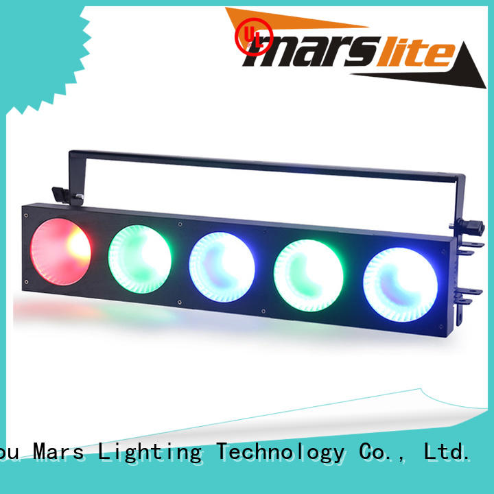 Quality Marslite Brand led color changing lights disco